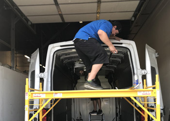 The DentCo Fleet Paintless Dent Repair